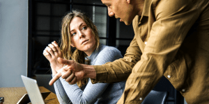 How the court decides on property at divorce or separation occurs?