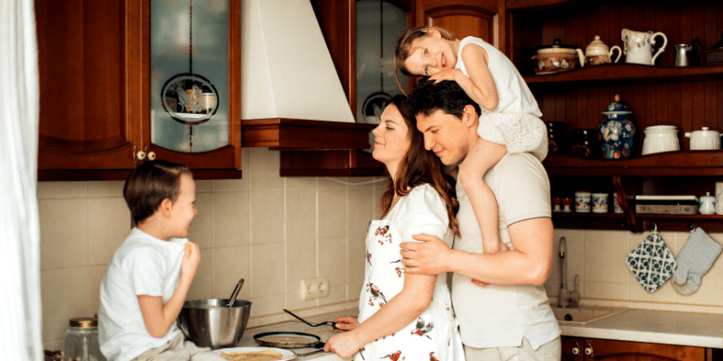 What to consider for child when family breakdown?