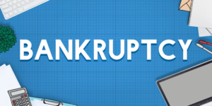 How many type of bankruptcy?